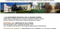 2° MEETING TURISMO E CENTENARIO DELLA GRANDE GUERRA