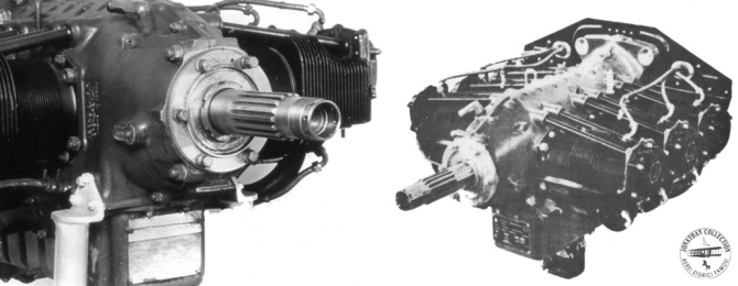 Motore LYCOMING O-435A (1941)