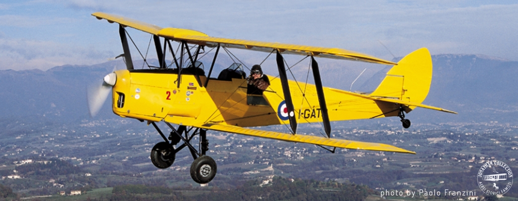 De Havilland DH.82A Tiger Moth (1931)